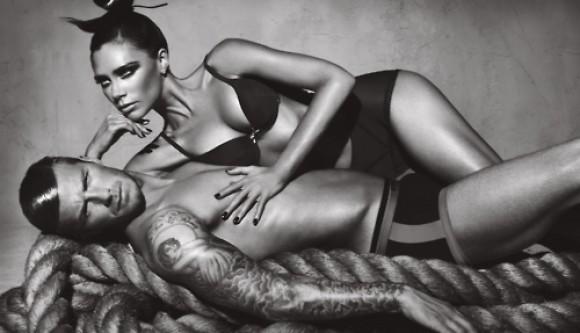 David and Victoria Beckham Tattoos