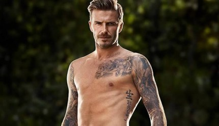 David Beckham Claims He Doesn't Regret Any of His 32 Tattoos!